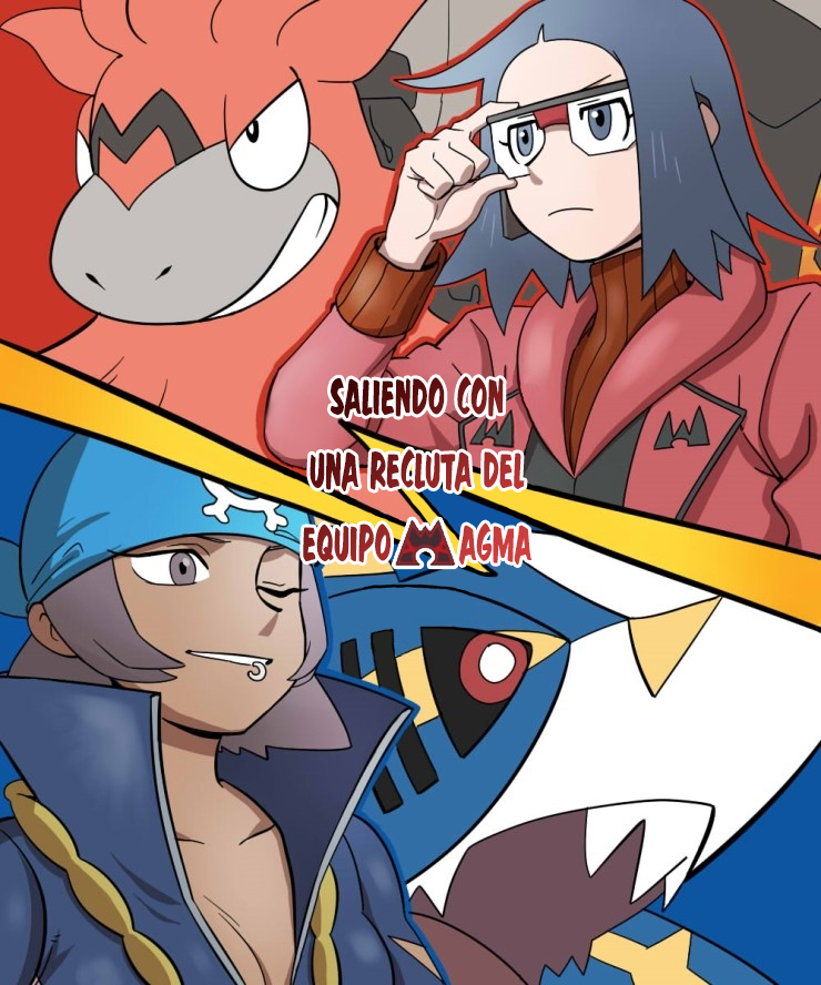 Pokmon dating a team magma grunt 1