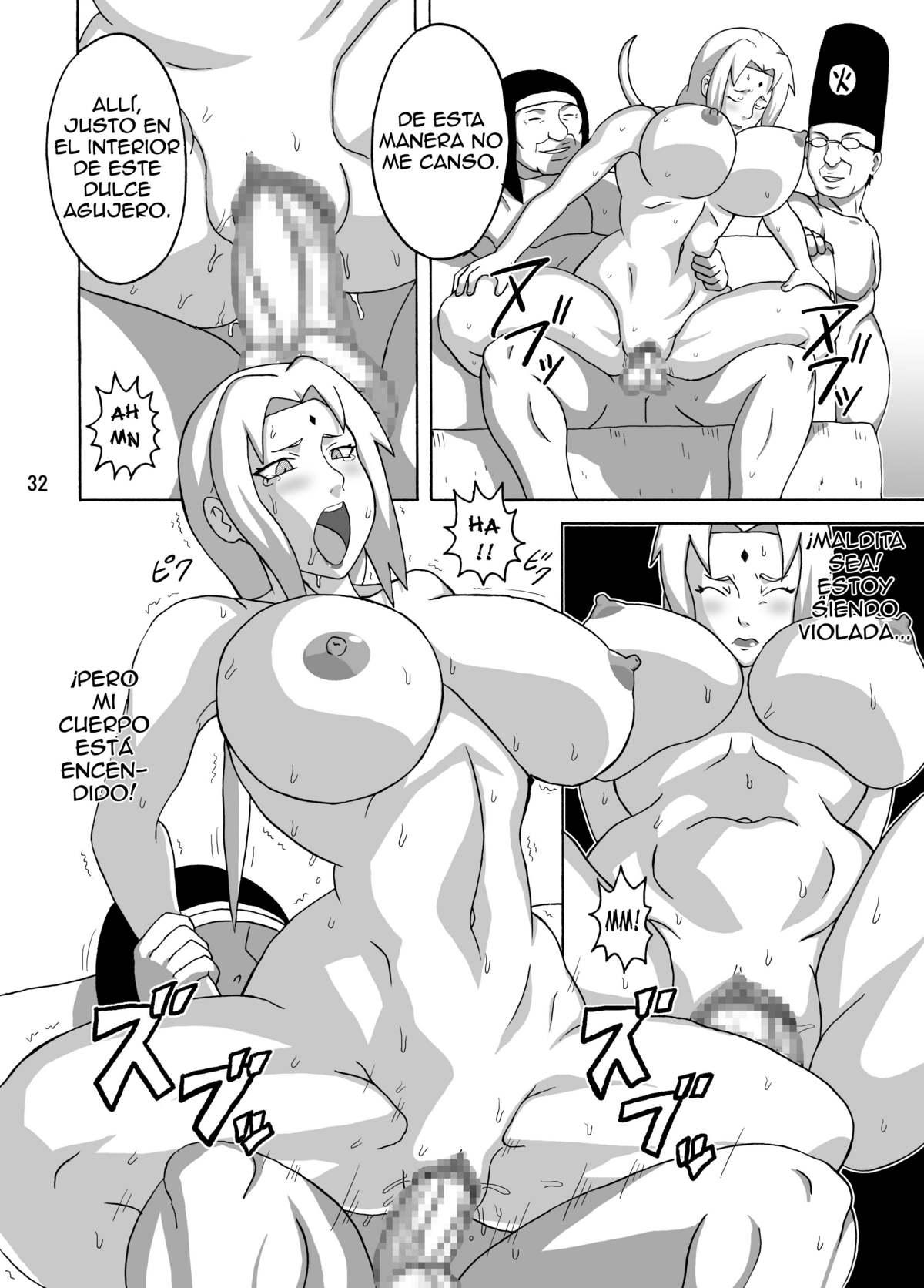 Manga Online Tsunade Insenttai One Shot Bloodhunter