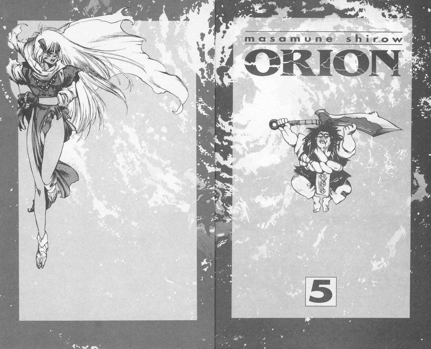 Orion (Comic Release Group) 1